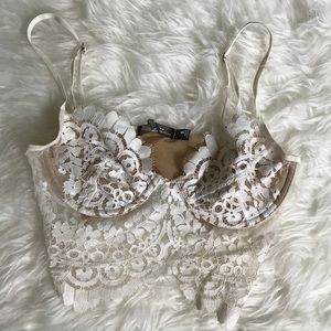 For Love And Lemons Intimates & Sleepwear - For Love and Lemons She's a Knockout Bra